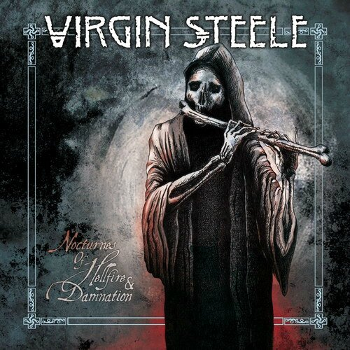 Virgin Steele Nocturnes LP