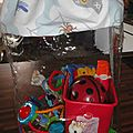 sac transparent de rangement pour jouets, clear toy storage bag (7)