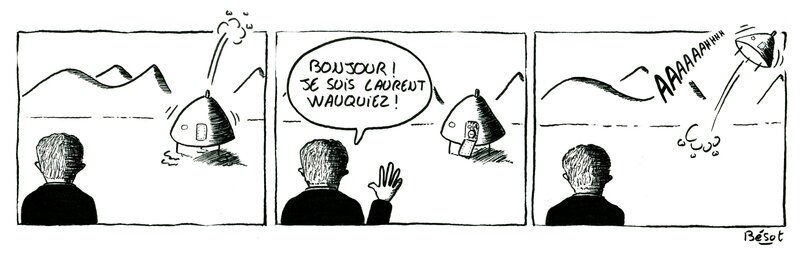 Bésot - strip Wauquiez