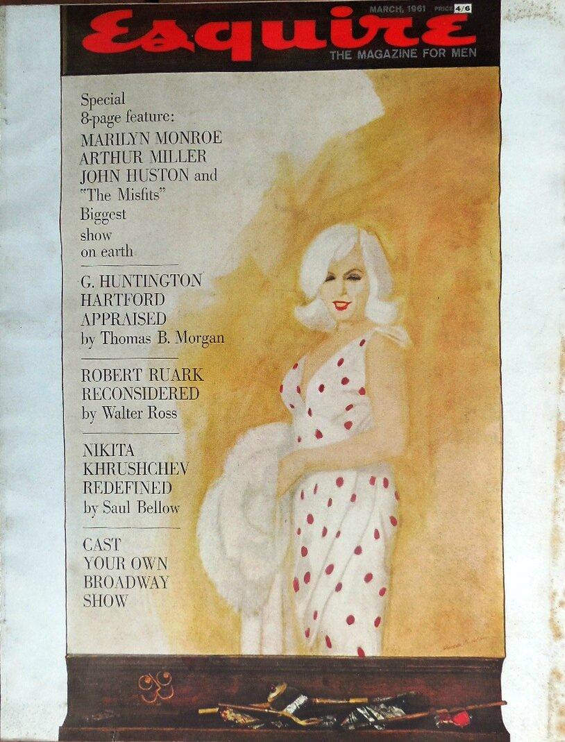 esquire (Usa) 1961