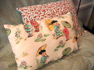 coussin rectangle 25X40