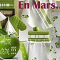 Réalisations de Mars 2012
