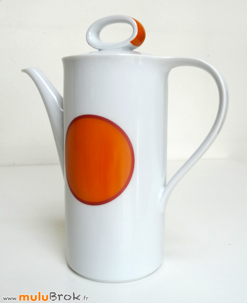 CAFETIERE-BAVARIA-Orange-5-muluBrok-Vintage