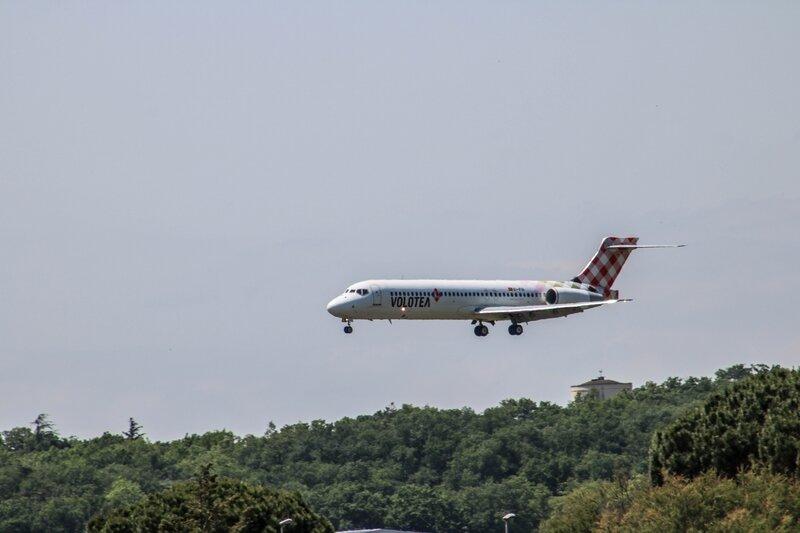 Boeing 717 de Volotea