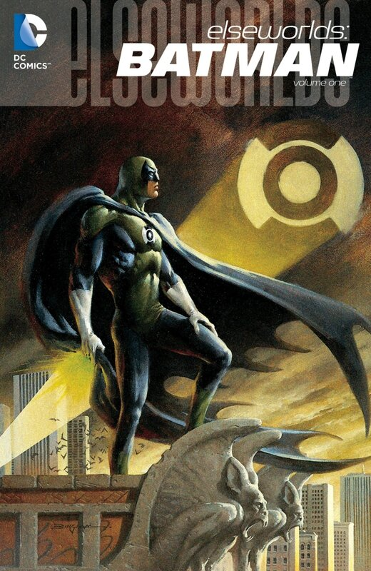 elseworlds batman vol 1 TP