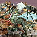 Dragons plastoy