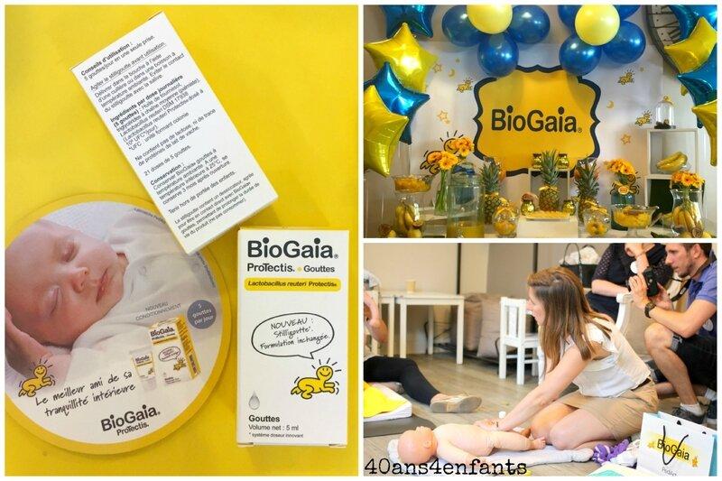 probiotiques biogaia