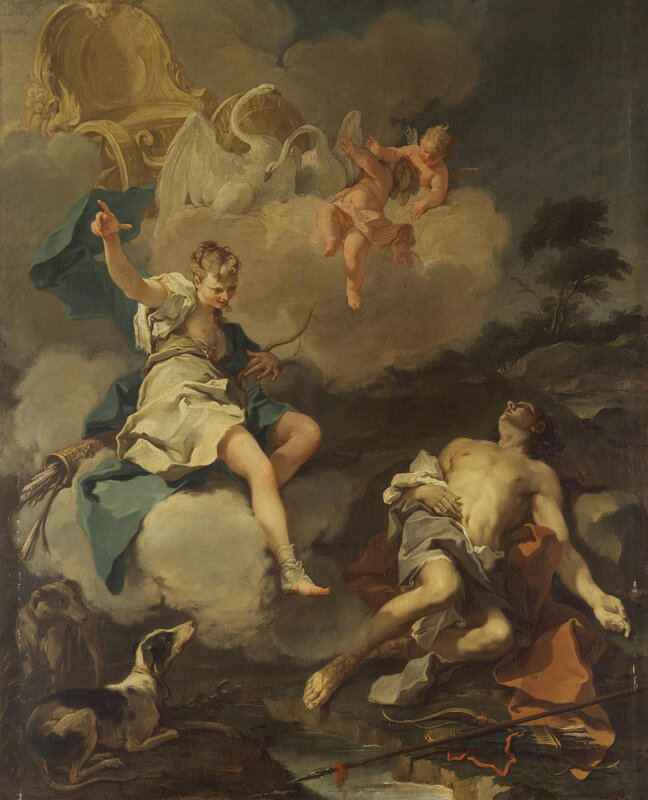 Diana and Endymion