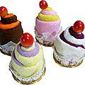 Serviettes gâteaux