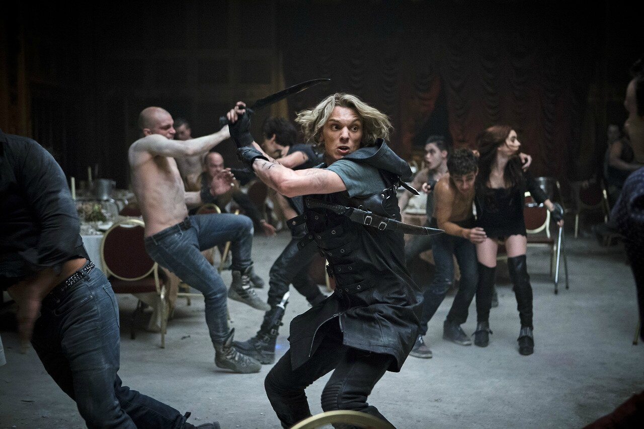 Jace Wayland Mortal Instruments movie
