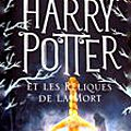 Harry Potter 7 / ma photo de profil