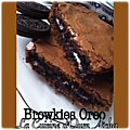 Browkies oreo