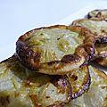 Mini tartelettes endive et roquefort