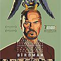 Voir ou ne pas voir #4: birdman