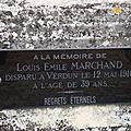 Marchand louis (condé) + 12/05/1916 thiaumont (55)