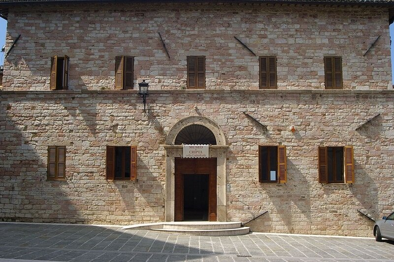 ASSISI museo diocesano