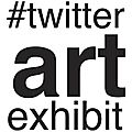 Twitter art exhibit 2013, los angeles (usa)