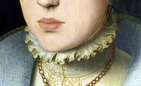 Portrait vers 1551-1552