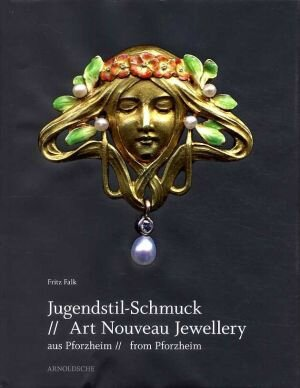 Art nouveau Jugenstil Book