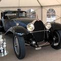 La bugatti royale coupé napoléon de 1930 (33ème internationales oldtimer-meeting baden-baden)