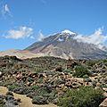 El Teide - Ténérife