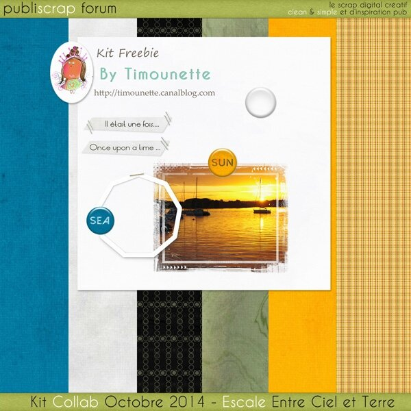 Preview - Escale entre Ciel et Terre by Timounette