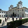 21 villa Médicis et ses jardins