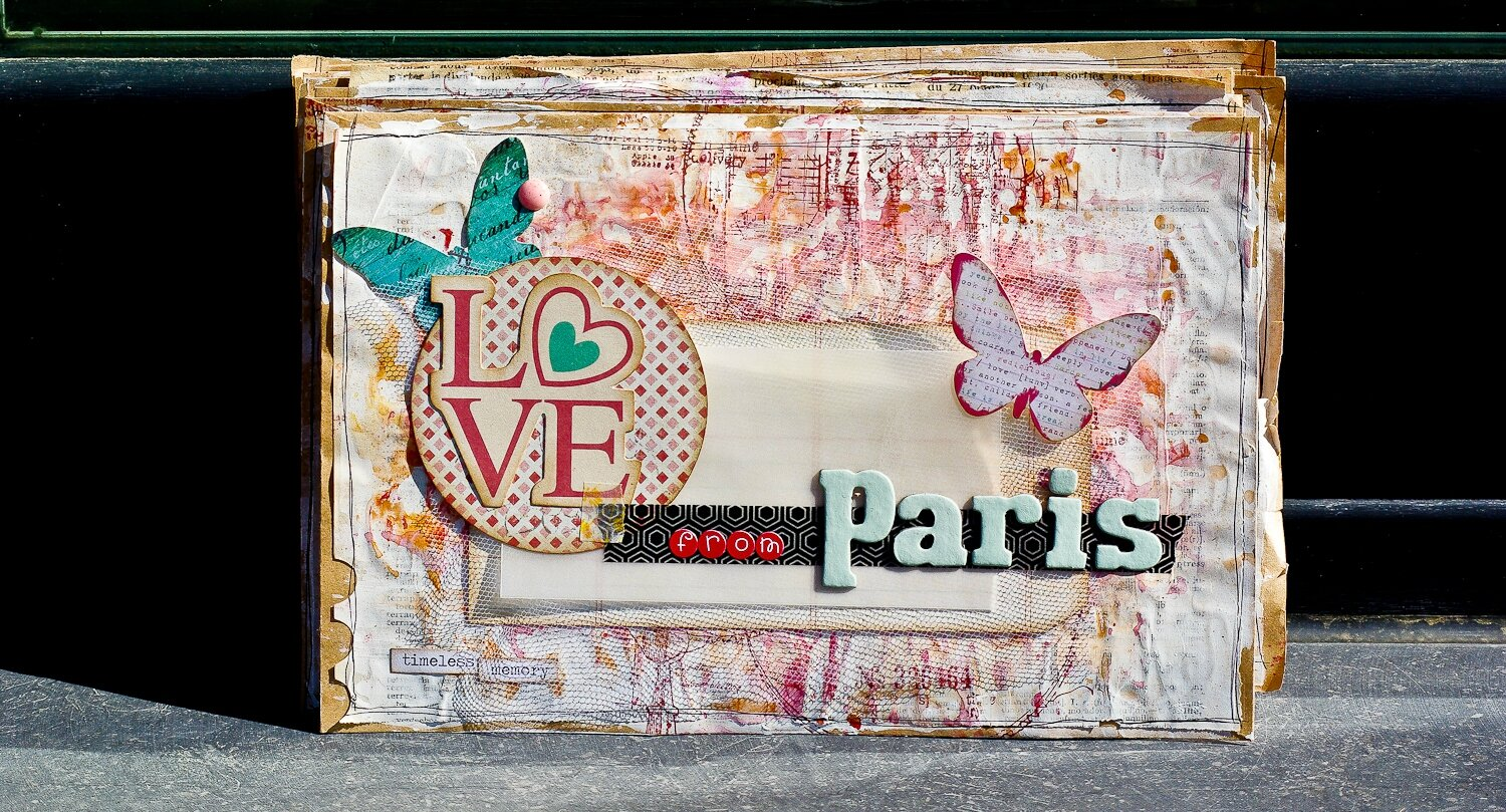 Love from Paris...