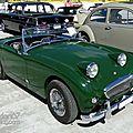 Austin-healey sprite mk1-1958