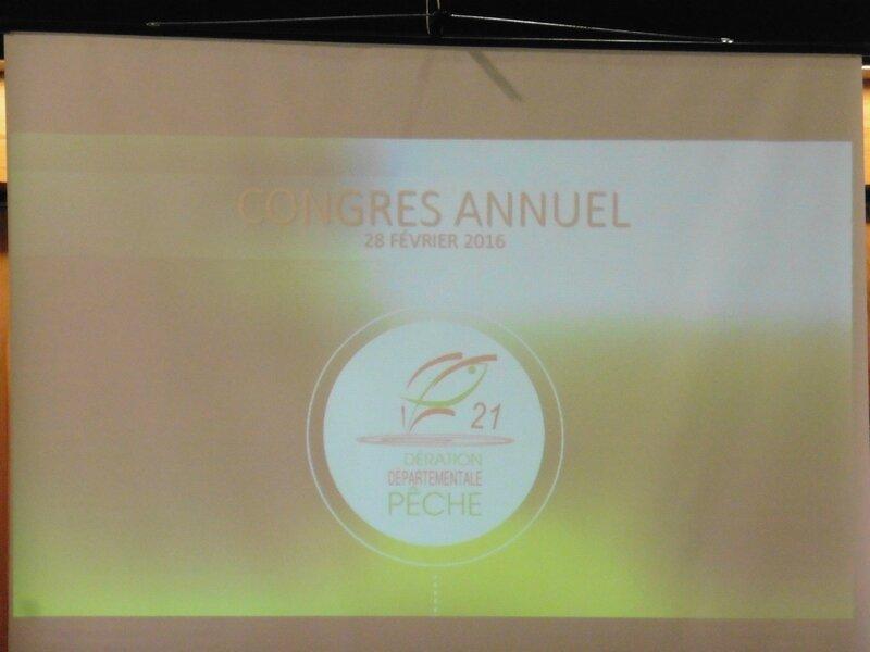 Congrès 2015 - Fédération de Pêche Côte d'Or