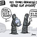 islam burka terrorisme humour
