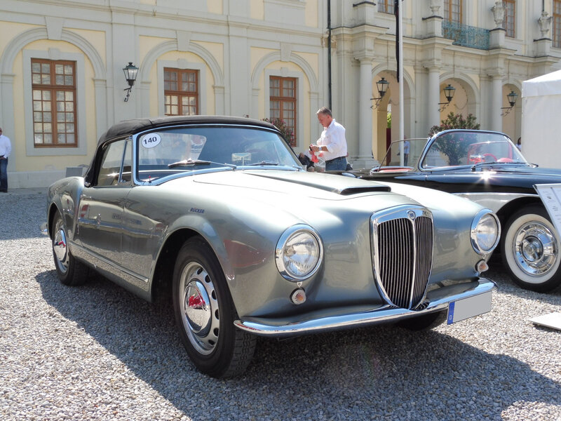 LANCIA Aurelia B24S cabriolet 1958 Ludwigsburg (1)