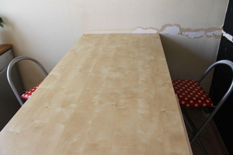 Mon ilot de cuisine made in ik a hackers 2 c 39 est ma d co co - Table de cuisine fixee au mur ...