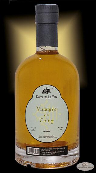 DOMAINE_LAFITTE_Vinaigre_de_COING