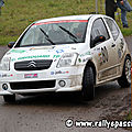 2013 : Rallye de la Luronne