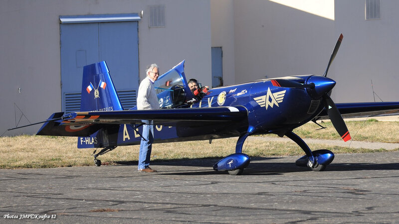 Photos JMP©Koufra 12 - La Cavalerie - Aérodrome - avion - Voltige - 03032019 - 0738