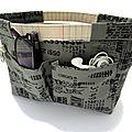 Nouvelle video: l'organisateur de sac