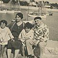 Tante Lucette et Tonton Charles Minster
