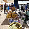 Marché de Bondji - Région du Fuuta Damga