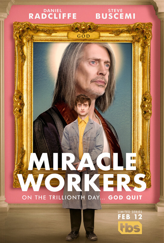 Miracle Workers_affiche