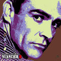 Nuancier pop'art H, Sean Connery