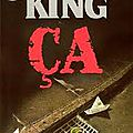 2014#65 : ca (tome 1) de stephen king