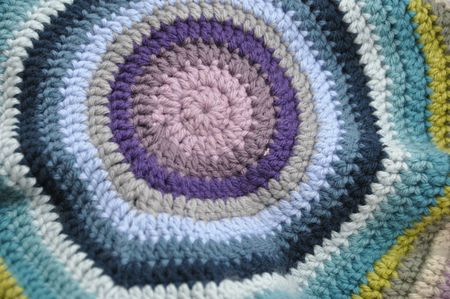 sac crochet détail 1