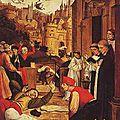 Les chapelles de la peste