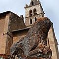 L'église sainte-marie-madeleine des orres