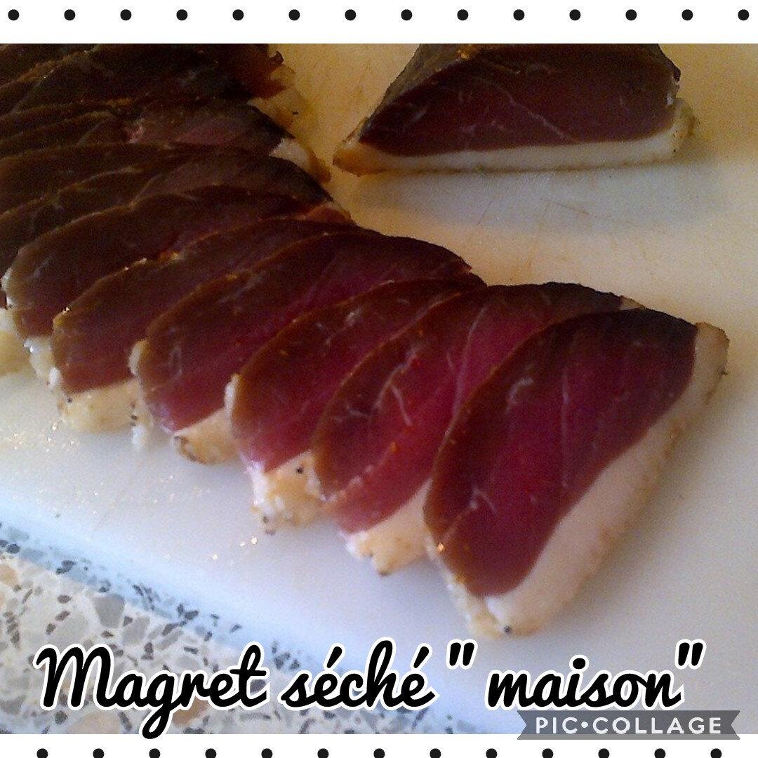 """Magret Séché """"maison"""""""