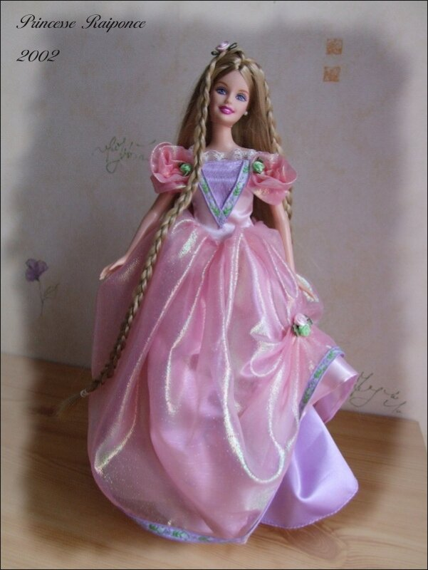 Barbie Princesse Raiponce (1)