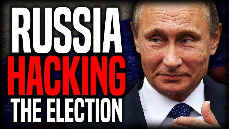 Russia Hacking U
