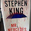 Mr mercedes -stephen king