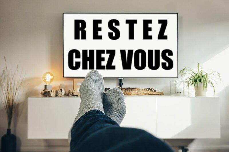 Restez Chez Vous